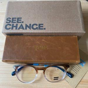 NWT TOMS Tyner optical frames